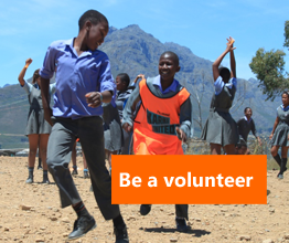 Be a volunter
