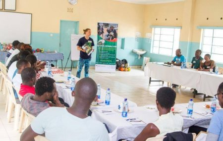 As part of the Handball & Environmental Programme Play Handball Kenyan Office organised a three day Train-the-Trainer workshop on Environmental Education that was held from the 10th to 12th October, 2018 at the YMCA Centre in Kisumu, Western Kenya.