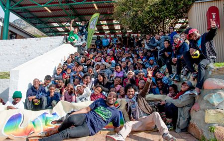 """I am, You are, We are South Africa!"" That was the theme for the 1st Ubomi Wintercamp sponsored by the Cape Times Fresh Air Camp. Over 100 disadvantaged youth from different communities of the environments of Cape Town experienced activities around Art, Dance, Nature & Handball over the weekend of 26th to 28th of July […]"