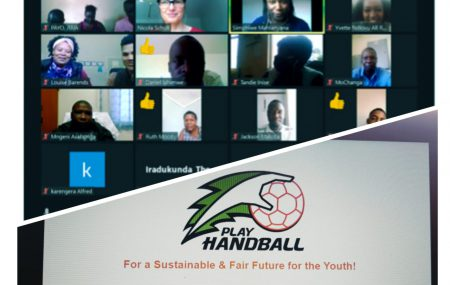 29 participants from four different African Countries enjoyed the presentations, the participative approach of this online training and the interaction with other coaches.  A powerful online programme combining life skills, sports and education during these uncertain times of the COVID-19 pandemic was conducted by PlayHandball South Africa and Kenya, with great support from ONE TEAM […]