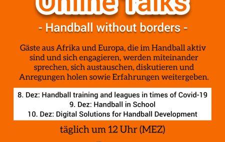 Im Januar wird die Handball-Welt nach Ägypten schauen. Erstmals seit 2005 (Tunesien) ist die Weltmeisterschaft der Männer wieder zu Gast auf dem afrikanischen Kontinent. Dieser hat in Sachen Handball jedoch noch viel mehr zu bieten, beispielsweise das Projekt Play Handball (PH). Und auch, wenn Südafrika sowie Kenia, wo PH hauptsächlich aktiv ist, von Corona betroffen […]